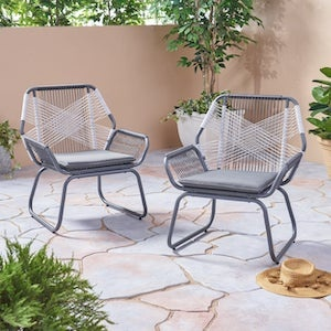 Overstock Furniture Labor Day Sale Patio Chairs Set