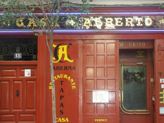 Casa Alberto Madrid