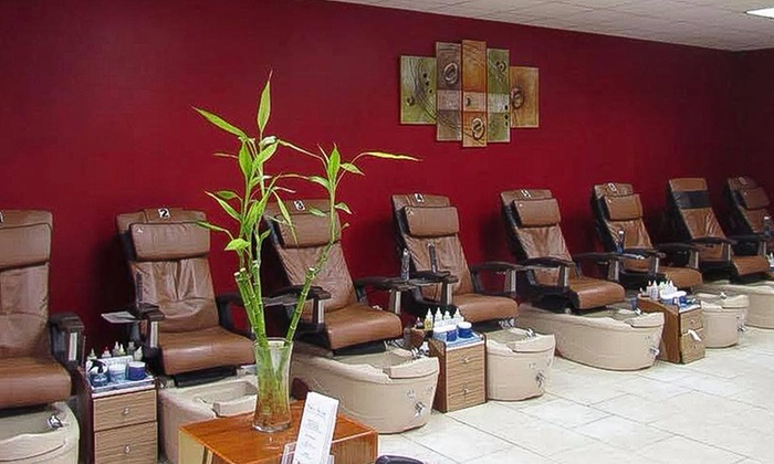 Nail Spa Studio Pasadena Tx Groupon