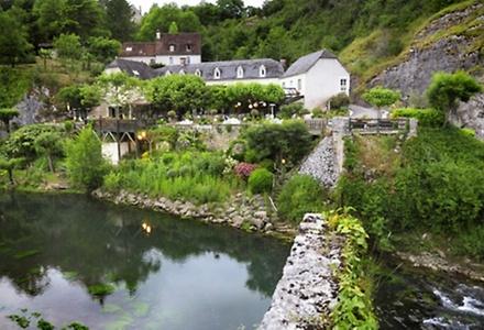 Le Pont De L Ouysse Restaurant Lacave Midi Pyr 233 N 233 Es