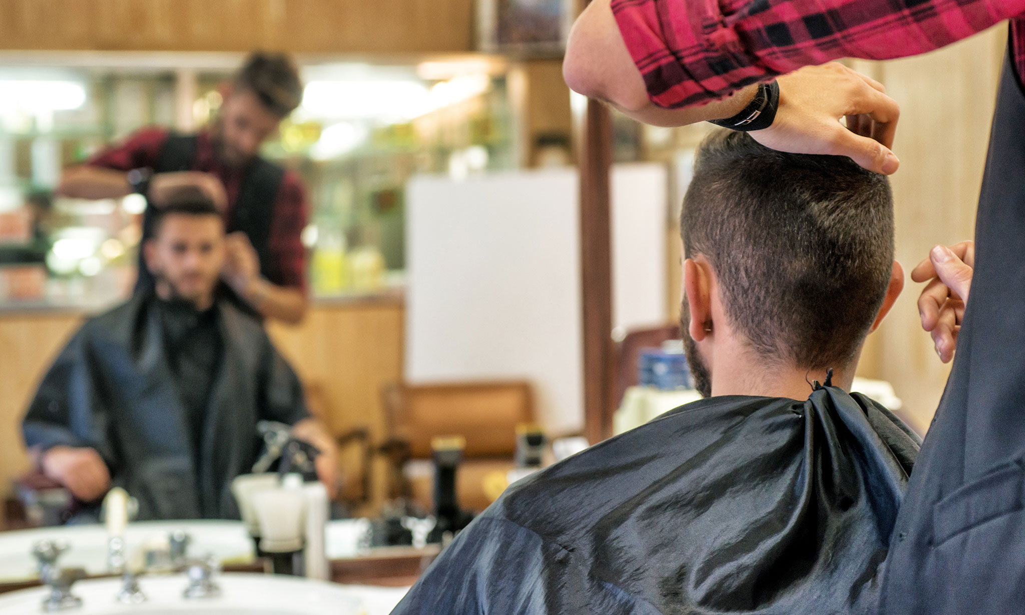 Knockouts Haircuts For Men Centennial Co Groupon