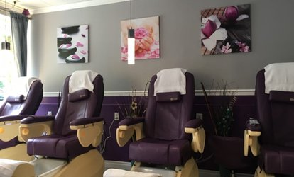 image for Royal Lavender <strong>Nails</strong> & Spa