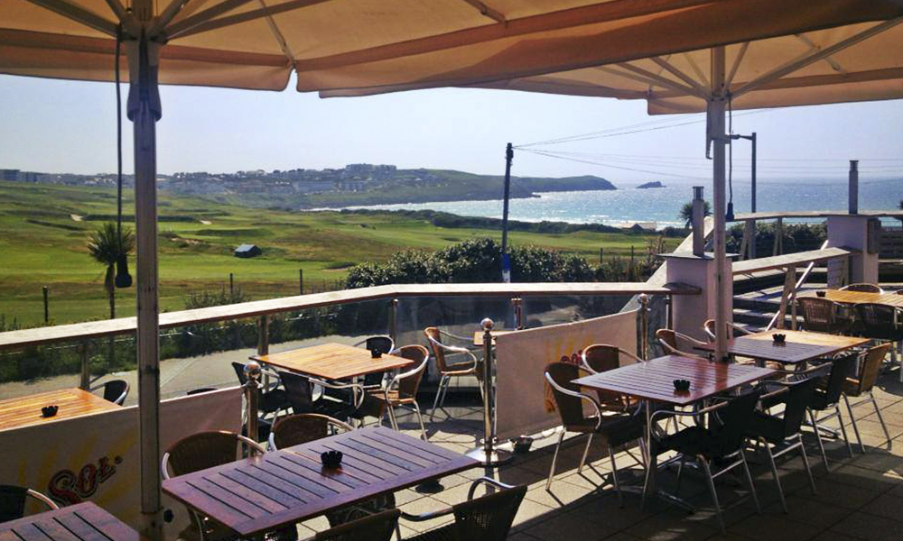 Carnmarth Hotel Non Accommodation Newquay Cornwall