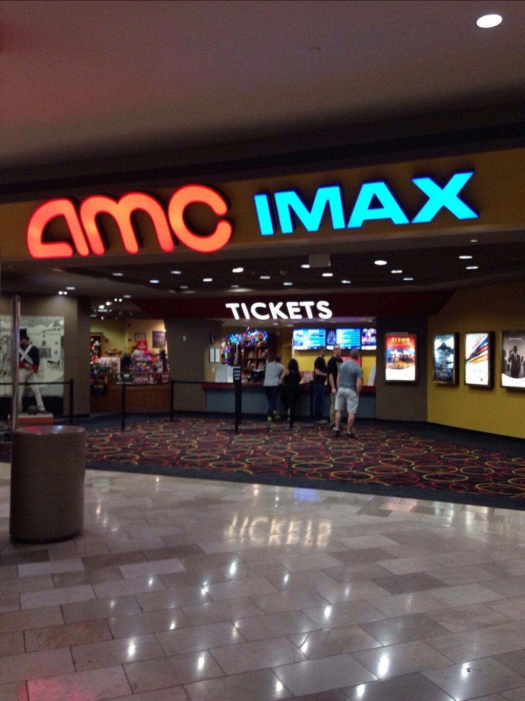 Alamo Imax Theatre Rivercenter San Antonio Tx Groupon
