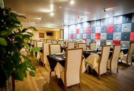 Taj lounge nottingham restaurants groupon for Aubergine cuisine nottingham