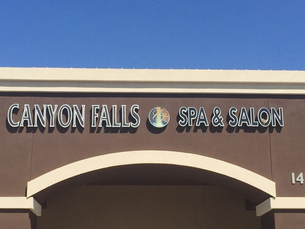 Canyon Falls Spa Amp Salon Scottsdale Scottsdale Az