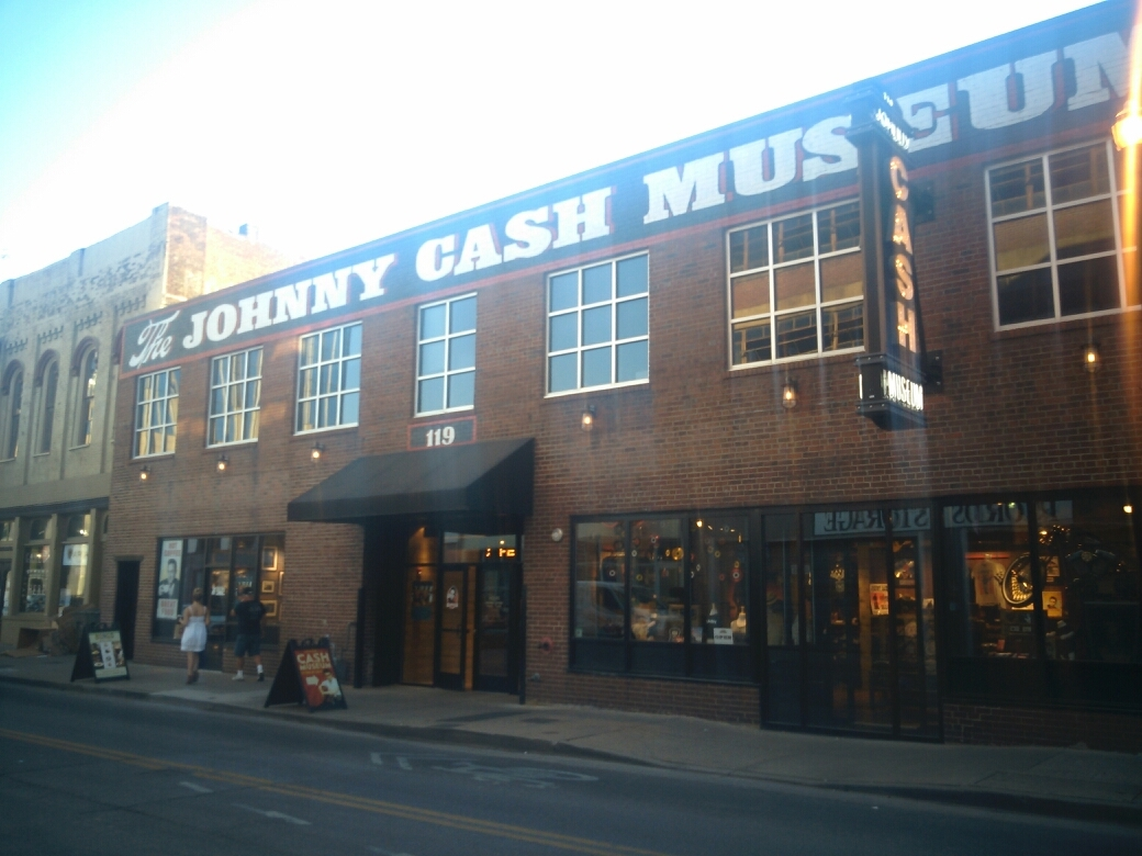 The Johnny Cash Museum Nashville Tn Groupon