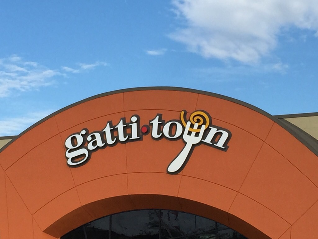 picture about Gatti Town Coupons Printable called Gatown - Lexington, KY Groupon