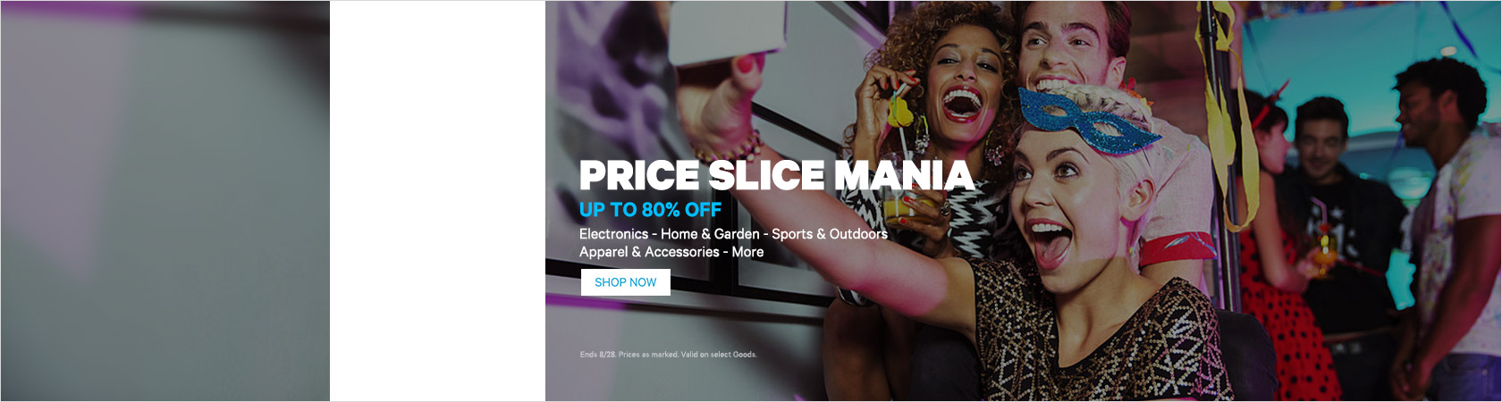 Price Slice Sale