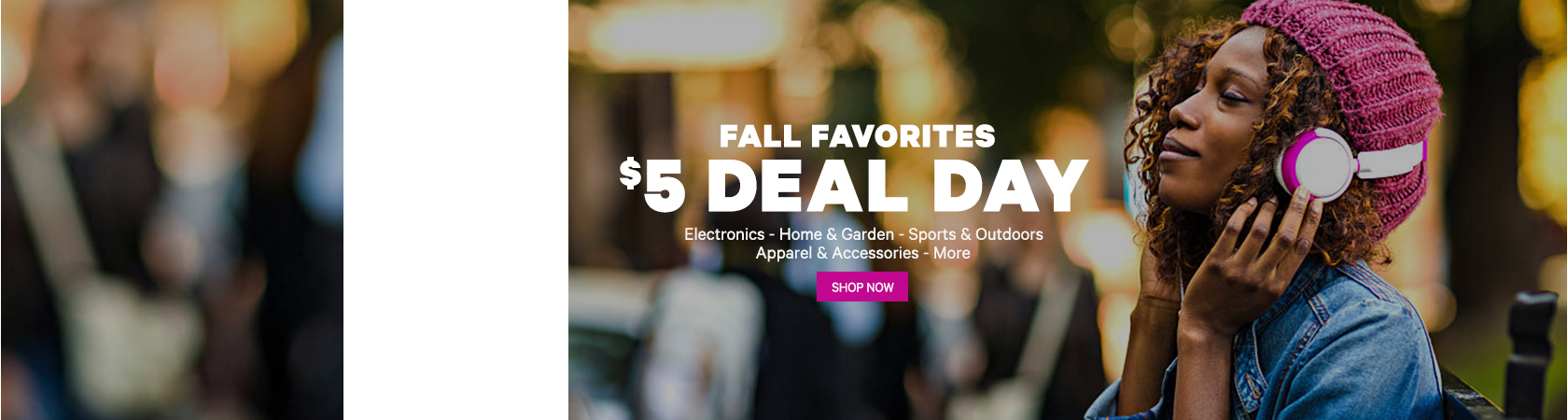 Goods 5 Dollar Deal Day