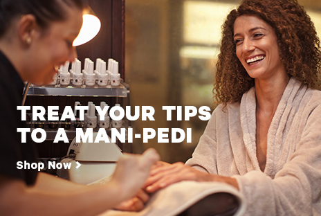 image for TREAT YOUR TIPS TO A MANI-PEDI
