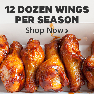 12 dozen wings