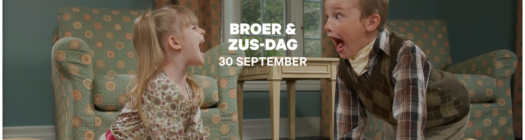 Fonkelnieuw Broer en Zus-dag | Groupon NL-48