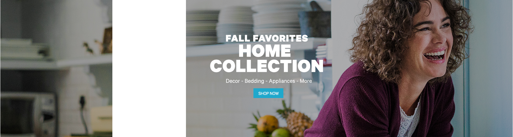 Fall Favorites Home Collection