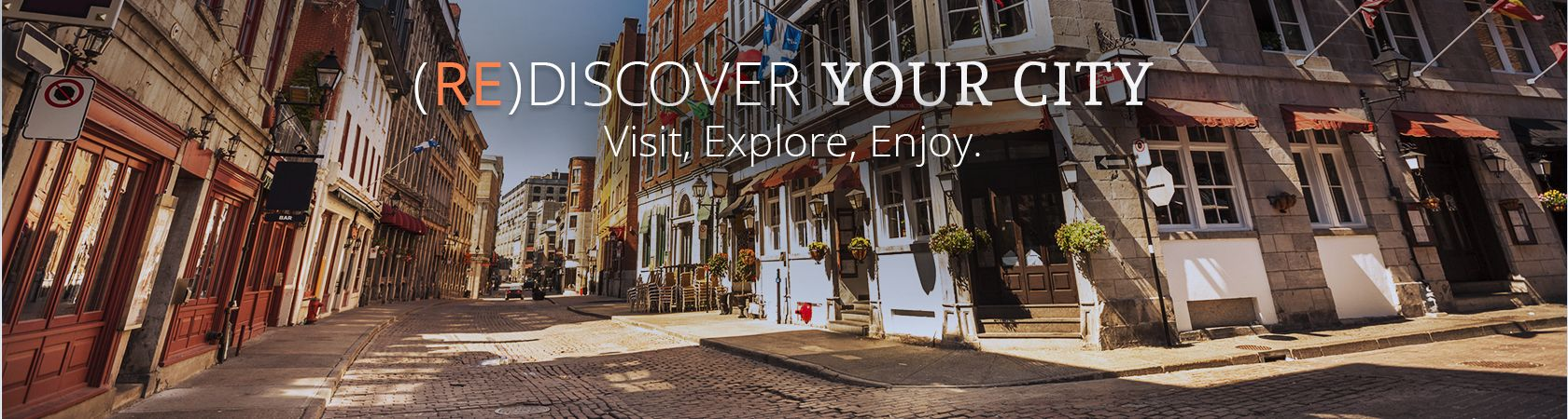 (Re)Discover Your City