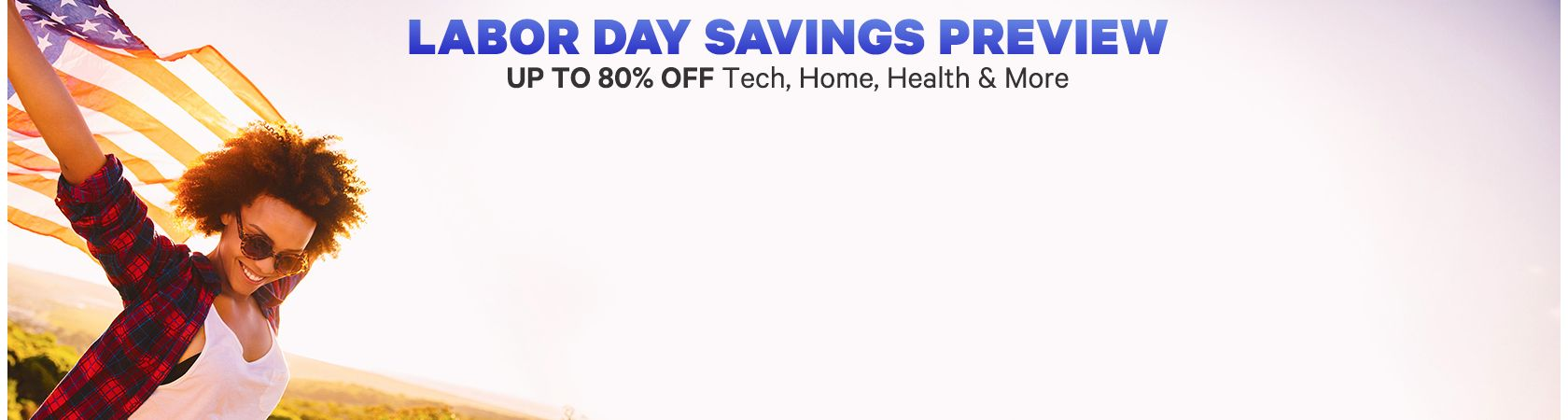 Labor Day Savings Preview Groupon