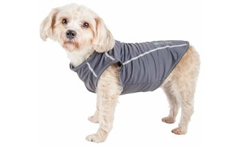 Pet Life Active 'Racerbark' Performance Active Dog Tank Top T-Shirt