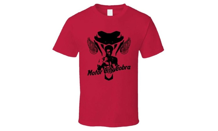 9dbb5da8e2 Thomas Hearns Motor City Cobra Boxing T Shirt