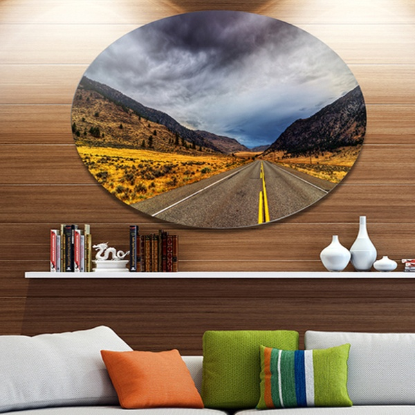 Up To 14 Off On Mountain Desert Highway Briti Groupon Goods