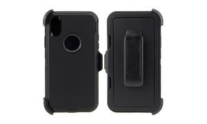 IPhone X 10 Case Belt Clip Fit Otterbox Defender 3 Layer Bumper