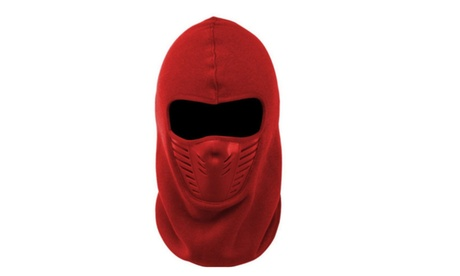 QPower New Best Unisex Ninja Style Polar Ski Mask 80da3676-2b69-4d41-b753-bed9a11d2256