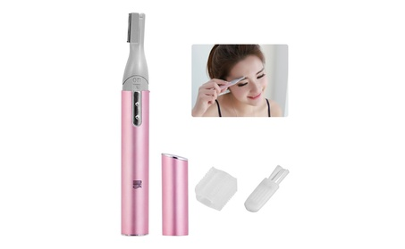 Multi-function Pink Portable Electric Shaver 8d6e4072-568b-411e-b8bf-d533858a7b12