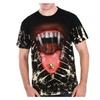 Survivor Men's T-Shirts Heavy Metal mma Punk Biker Rock Tattoo T-shirt