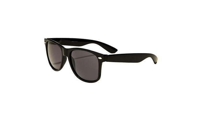 Mechaly Wayfarer Style Unisex Sunglasses - 100% UV Protection