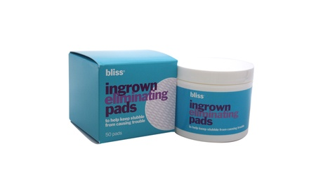 Bliss Ingrown Eliminating Pads Pads 33c7d8bc-ae6d-457f-b21d-7d3cab8adde2
