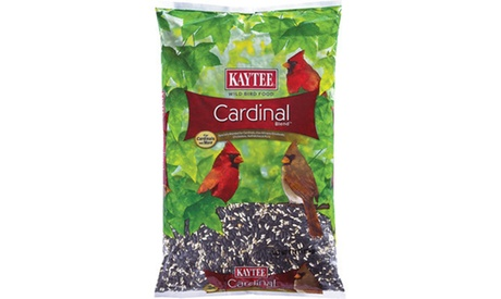 Kaytee Products 100033752 7 lbs. Cardinal Wild Bird Food Pack Of 6 (Goods Pet Supplies Bird Supplies) photo