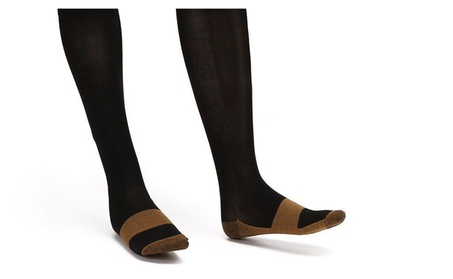 Top Quality Unisex Copper Infused Compression Therapeutic Socks c89c4906-24d2-4954-bc71-379ac78f2cd7