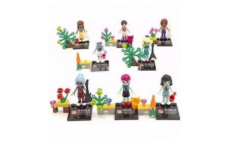 Monster High School Minifigure Playset Dolls Toy Blocks 82c58a07-5efe-43d7-8287-45a28b2f391e