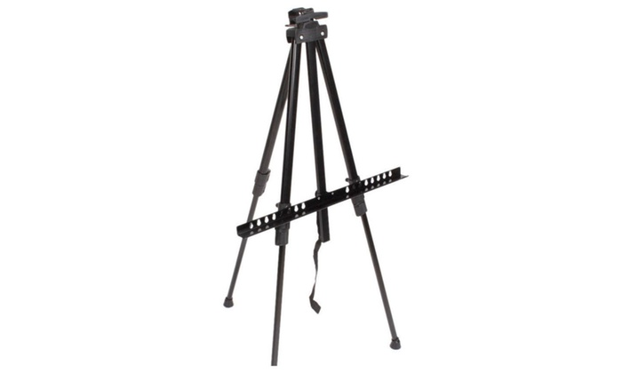 adjustable artist painting easel stand tripod display drawing board