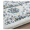 Traditional Persian Vintage Fancy Grey Runner Area Rugs