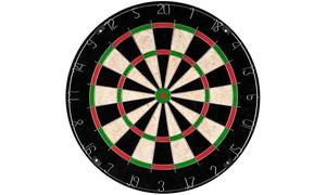 Tournament Sized Bristle Dartboard by Hey! Play!