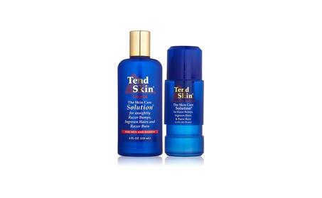 Tend Skin Razor Burn & Ingrown Hair Kit (4 oz Liquid + Roll-On 2.5oz) add17156-3297-4446-9a0a-662d0ec50e28
