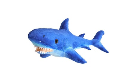 Emulational Stuffed Ocean Animal Shark Toy Pillow for Kids c7bc60f6-dc32-4ab0-8ab8-375293d9f7dd