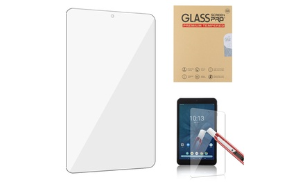 """for Walmart Onn 8"""" Screen Protector HD Bubble Free Anti-Scratch Tempered Glass"""