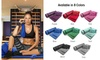 6-Piece Yoga Mat Set - Home Gym Exercise Workout Fitness Kit for Men/Women