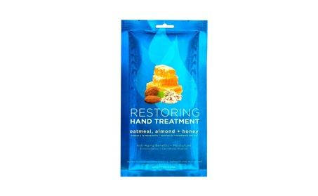 High Effectly Restoring Hand Treatment photo