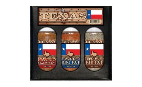 Hot Sauce Harrys HSH1167 TEXAS Flag Steak & Rib Rub - Pint 2297d637-89fb-4a29-a95b-3804f5932c02