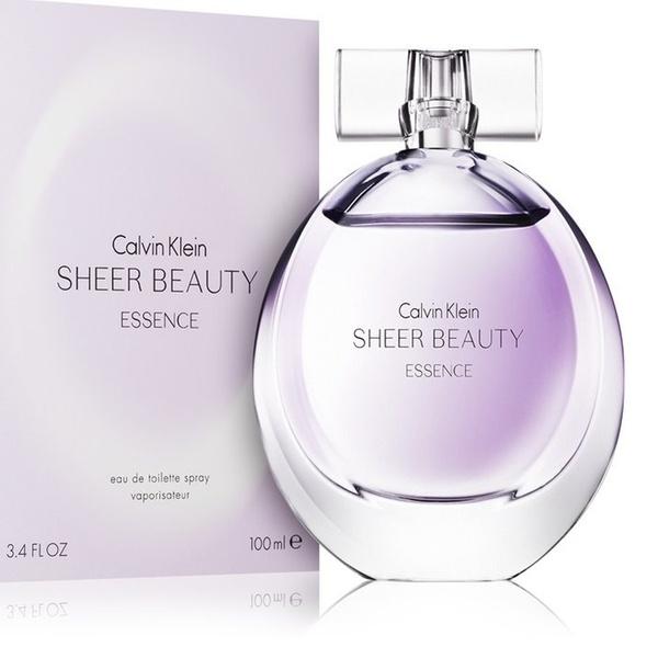 Calvin Beauty Essence 1 Women Klein For Sheer Edt 7 3 1 4 Oz H2IDWE9