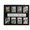 """NCAA Football 12""""x15"""" Pittsburgh Panthers All-Time Greats Plaque"""