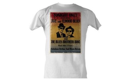 Blues Brothers Movie Poster Tshirt 29cd5293-2468-4c33-8e28-005b8b474d1e