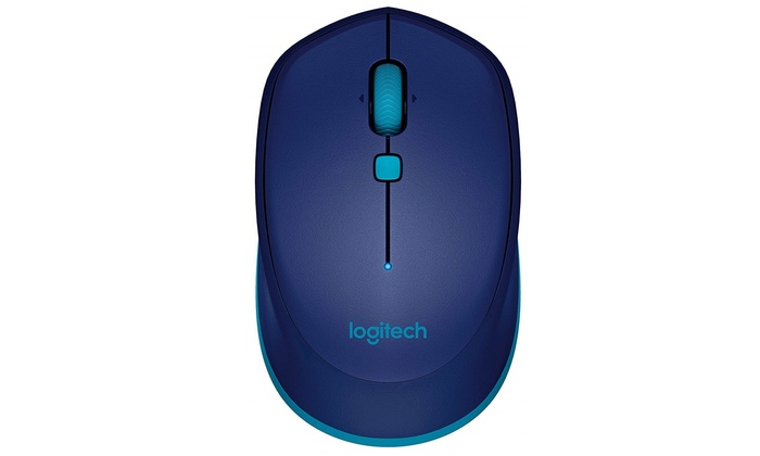 Logitech M535 Bluetooth Mouse Compact Wireless Mouse