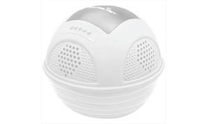 Pyle 068888753913 Aqua Blast Floating Bluetooth R Speaker System - White