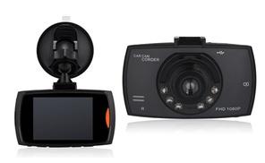 (2pk)Night Vision plus 170 Degree Super Wide Angle Full 1080P Dash Camera