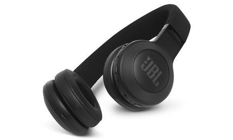 JBL E45BT Wireless Bluetooth On-Ear Rechargeable Headphones