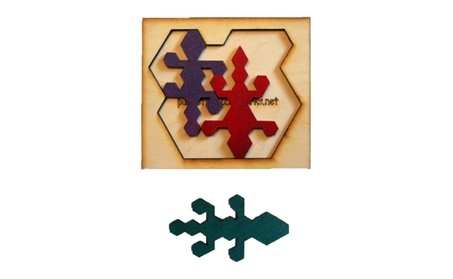 Palmetto Puzzle Works 3G Difficulty Easy Level 3 Gecko Puzzle ee046d83-0e31-407c-8359-ceb126b225ac