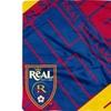 Northwest 1MLS-07001-0007-RET 50 x 60 in. MLS Real Salt Lake Raschel Throw